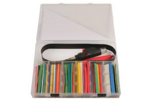 Laser 6076 Torch with Heat Shrink Tubing Set 162 piece